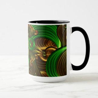 Jungle Roots Mandala Mug
