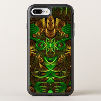 Jungle Roots Mandala OtterBox Symmetry iPhone 7 Plus Case