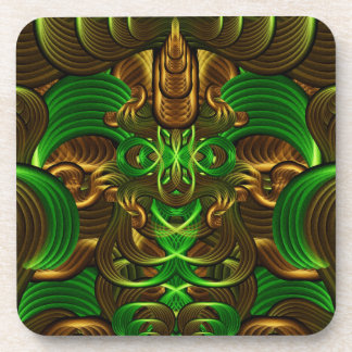 Jungle Roots Pattern Coasters