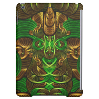 Jungle Roots Pattern Cover For iPad Air