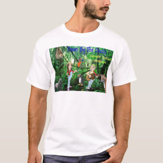 Jungle Safari Concert T-Shirt