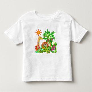Jungle Safari Toddler T-shirt