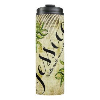 Jungle Safari Zebra Water Bottle Insulated