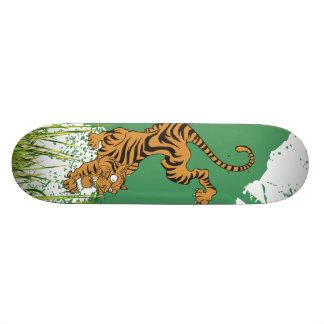 Jungle Tiger Skate Decks