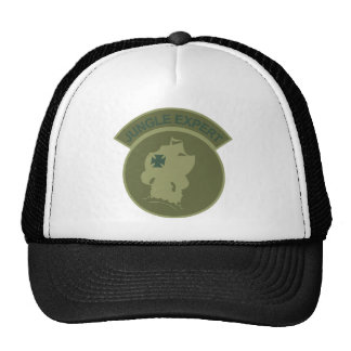 Jungle Warfare Center - Panama - Jungle Expert Trucker Hat