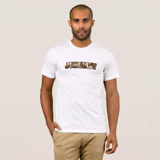 Junglist Camo Drum & Bass T-Shirt