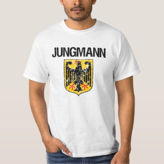 Jungmann Last Name T-Shirt