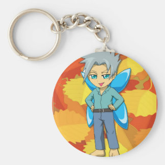Juniior Fairy Super hero by Nekoni Keychain