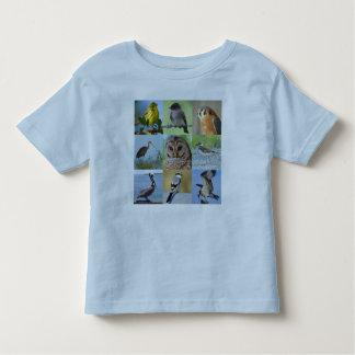Junior Birder Tee-Shirt (quiz 1&2) Toddler T-shirt