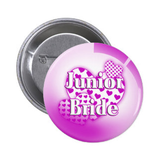 Junior Bride Button