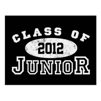 Junior Class Of Postcard