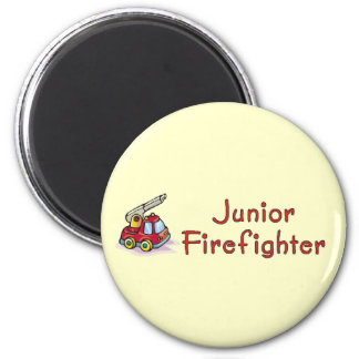 Junior Firefighter Magnet