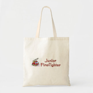 Junior Firefighter Tote Bag