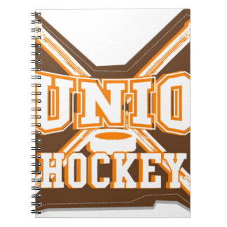 Junior Hockey Player Notebook