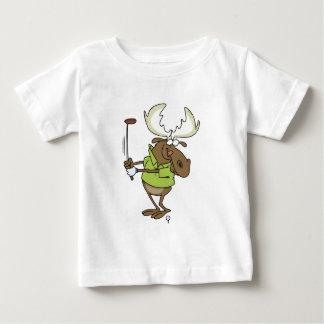 junior moose player baby T-Shirt