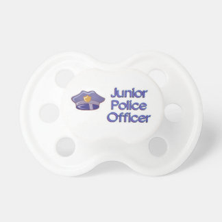 Junior Police Officer Pacifier
