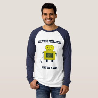 Junior programmer t-shirt