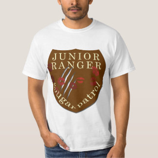 Junior Ranger Cougar Patrol T-Shirt