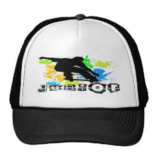 Junior - Skateboarding Trucker Hat