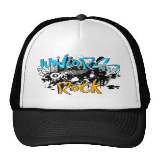 Juniors Rock Trucker Hat