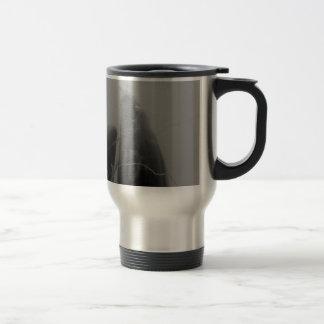 Juniper Bush Needle at 275 um Coffee Mug