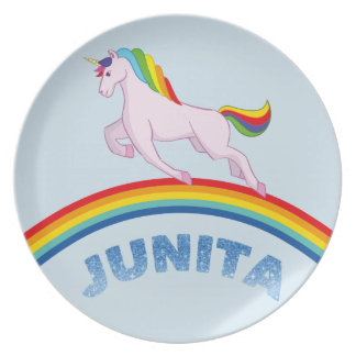 Junita Plate for children
