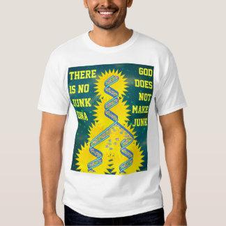 junk DNA mens shirt