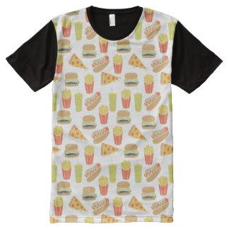 Junk Food - Hot Dogs Burgers Fries / Andrea Lauren