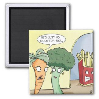 Junk Food Magnet