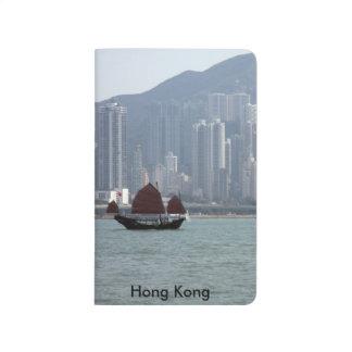 Junk in Victoria Harbour, Hong Kong Journals