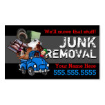 Junk Removal.Hauling.Got Junk.Customizable text