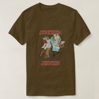 Junkshow Johnson Graphic Tee