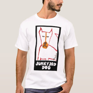 Junkyard Dog T-Shirt by Mandee
