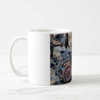 Junkyard Engines Coffee Mug