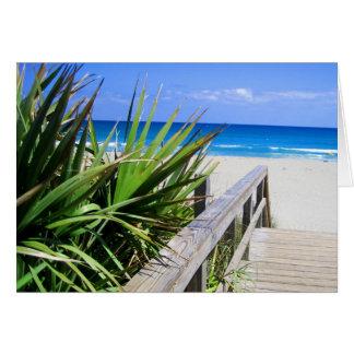 Juno Beach Florida Card