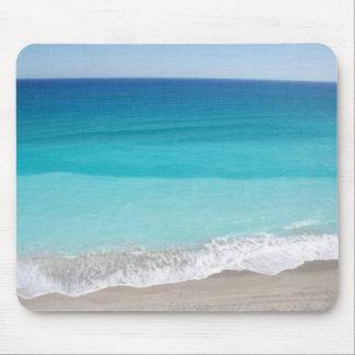 Juno Beach Ocean Mouse Pad