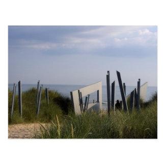 Juno Beach Postcard