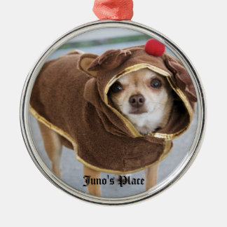 Juno Deer Ornament