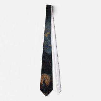 Juno's Peacock Tie