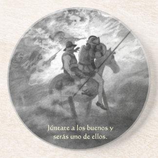 Júntate a los buenos y serás uno de ellos - Quijot Coaster