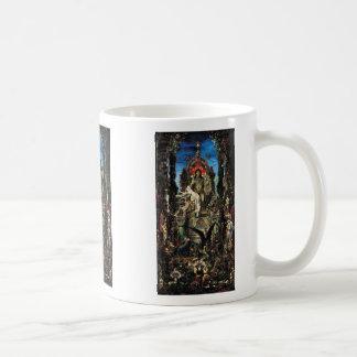 Jupiter And Semele By Moreau, Gustave Coffee Mug