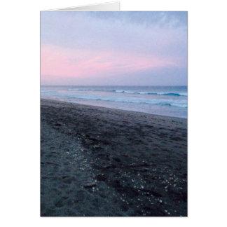 Jupiter Beach Card