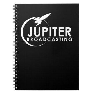 Jupiter Broadcasting Spiral Notebook