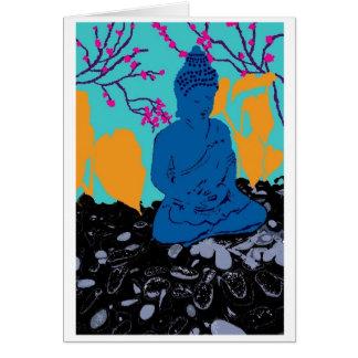 Jupiter Buddha Card