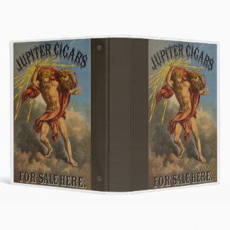 Jupiter Cigars Vinyl Binders