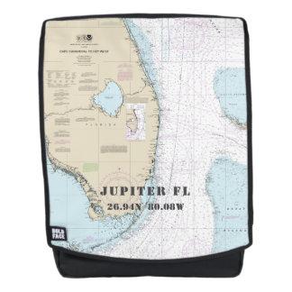Jupiter Florida Nautical Latitude Longitude