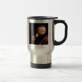 Jupiter Galilean Moons Astronomy & Science Gifts Travel Mug