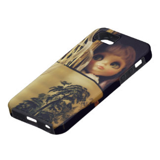 Jupiter Hiding- Blythe Life iPhone 5 Cases