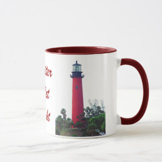 JUPITER INLET LIGHT MUG