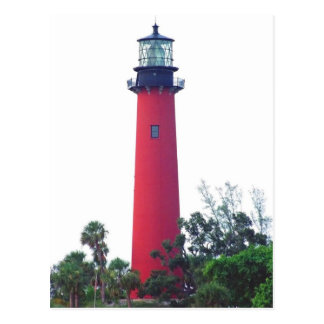 JUPITER INLET LIGHT POSTCARD